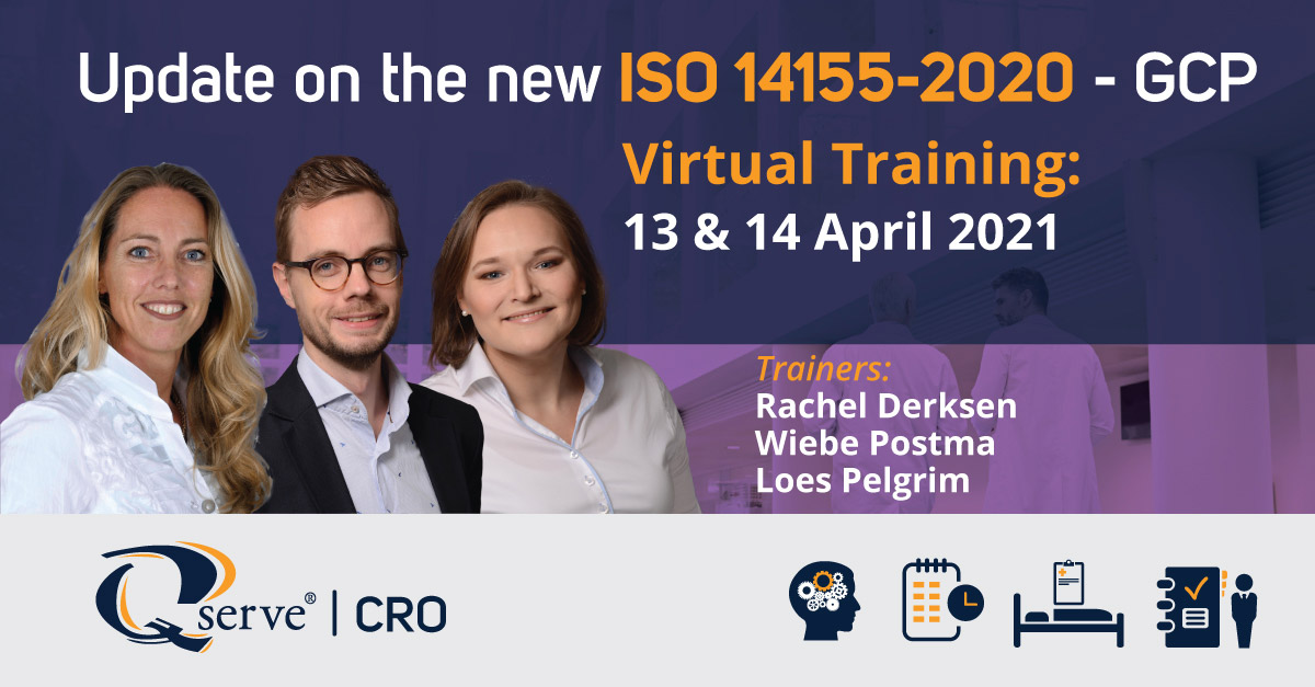 Event CRO 14155 Training 13-14 april2021