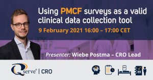 Free Webinar- Using PMCF surveys