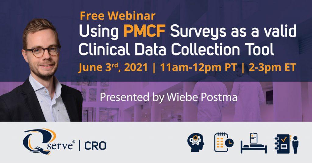 Free webinar-Using PMCF Surveys