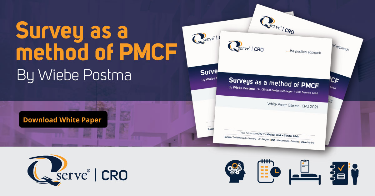 Surveys as a method of PMCF